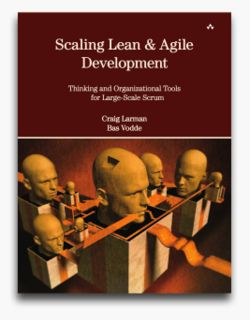 Scaling Lean and Agile Development - Book cover