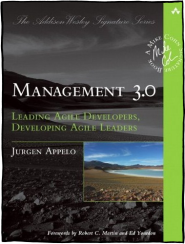 Management 3.0 - Book Cover