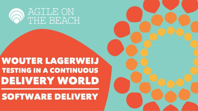 I am speaking at Agile on the Beach in Cornwall
